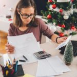 Coping with Christmas in debt