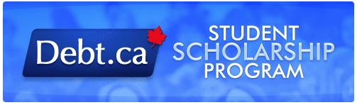 Debt.ca Student Scholarship Program