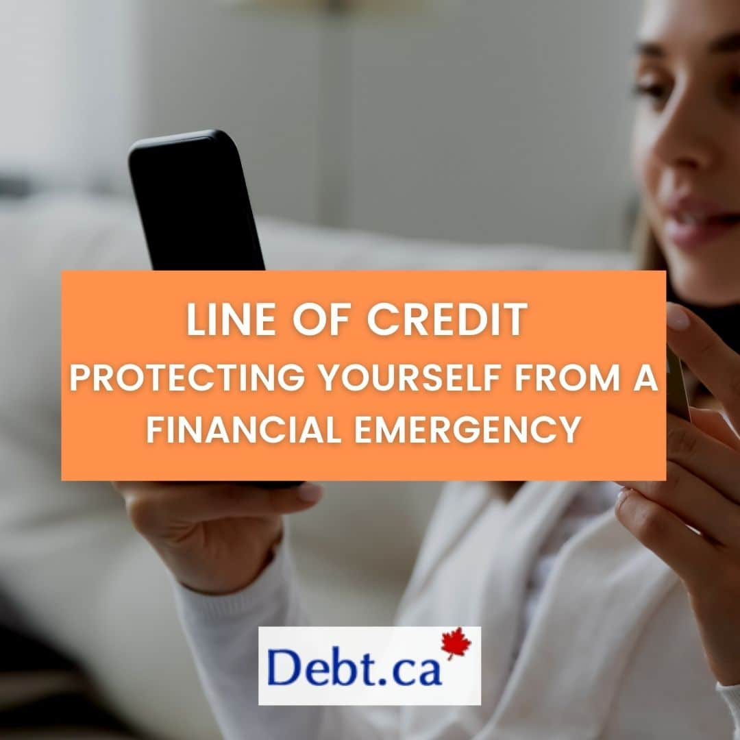 Woman-applying-for-line-of-credit