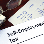 Self-employment tax paper