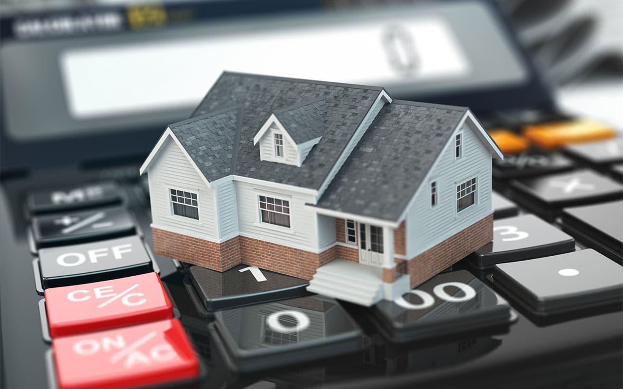 Mortgage Stress Test Falling