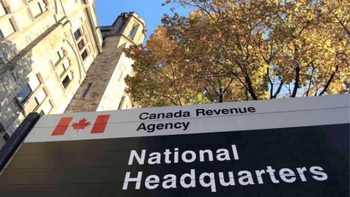 CRA Tax headquarters