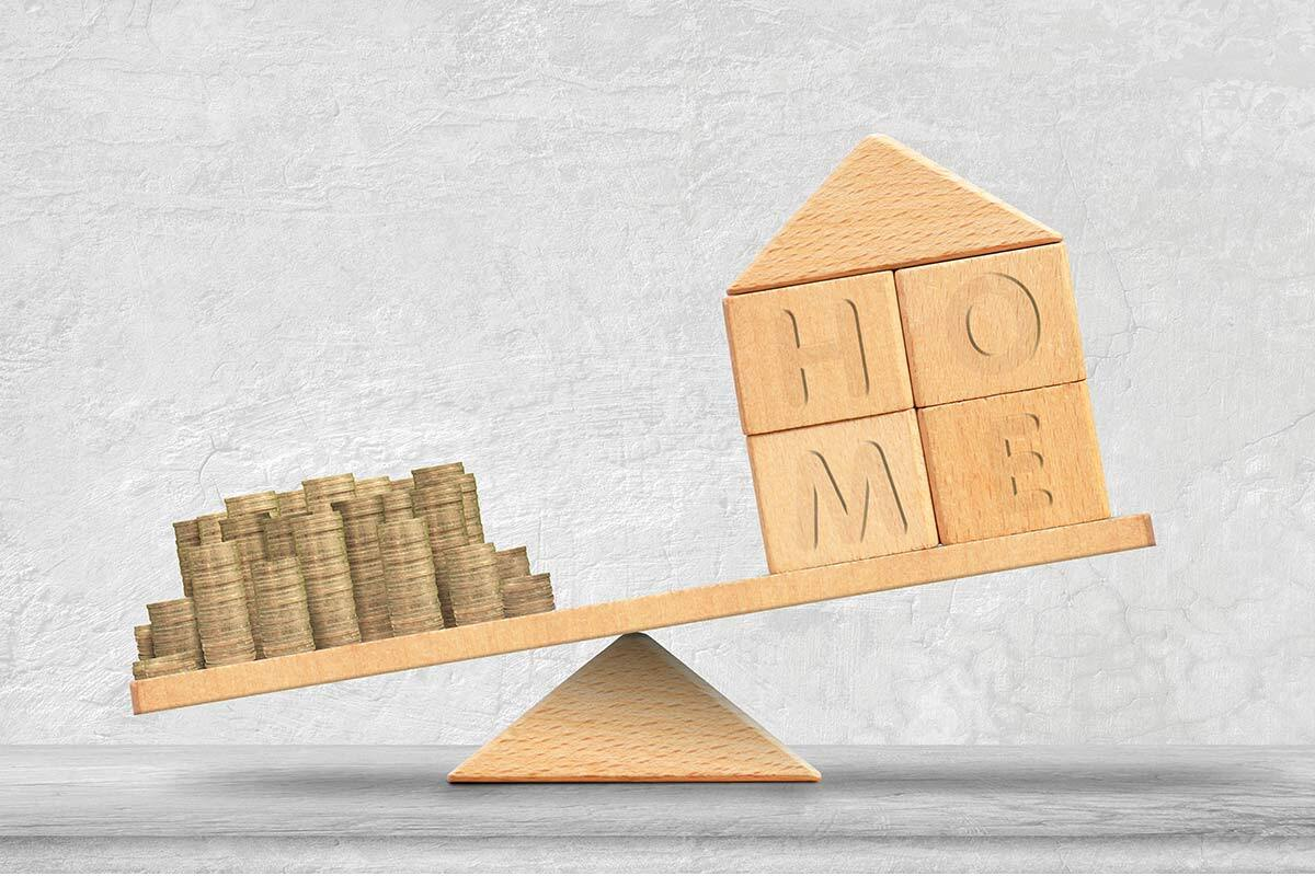 Home equity loan scales