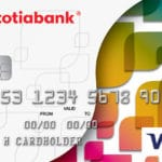 Scotia bank credit card