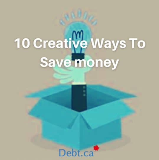 Outside the box ways to save money