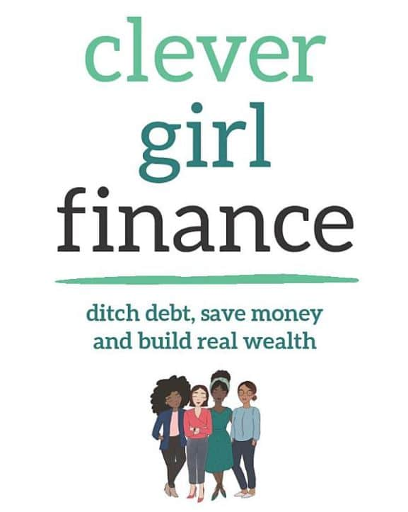 clever girl finance book cover