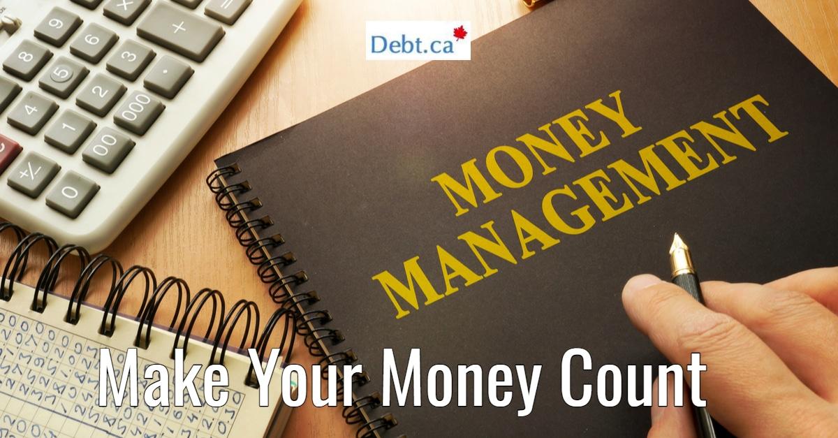 Money management textbook