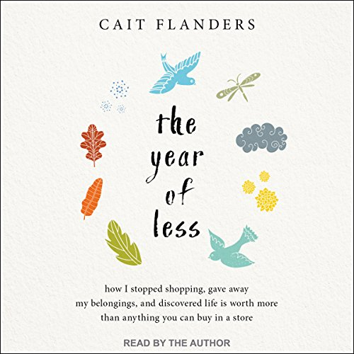 the year of less book cover