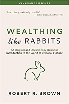 wealthing like rabbits finance book cover